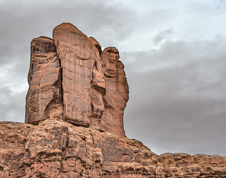 Location - Arches National Park in Utah
