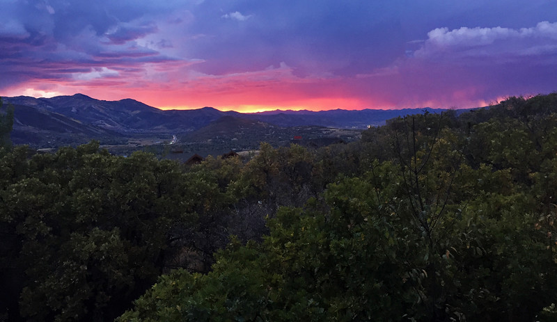 Location- My Niece who lives in Park City