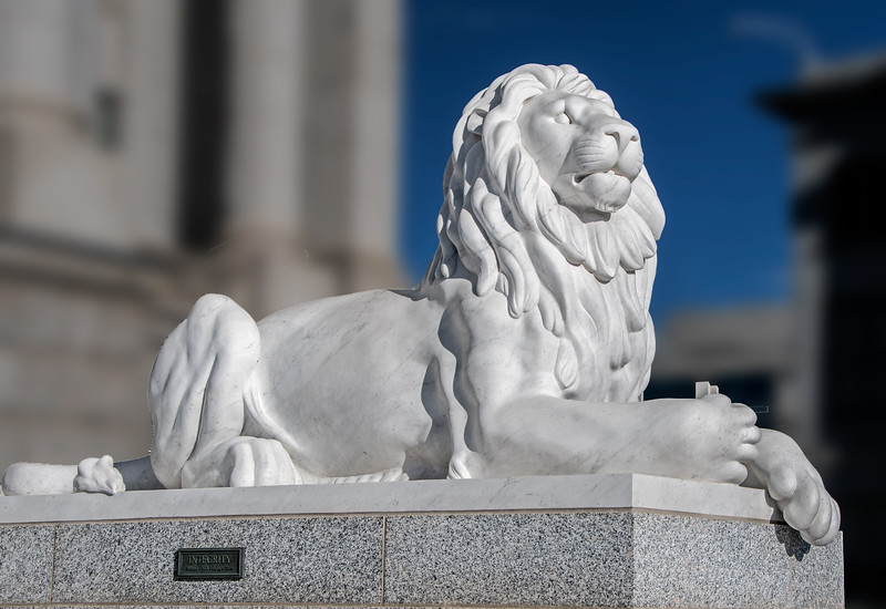Location -The Capitol Building In Salt Lake City, UT