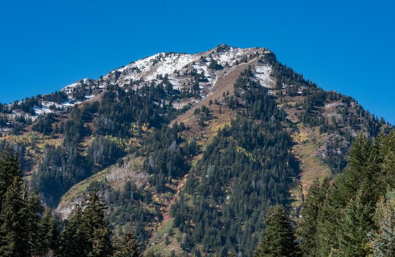 Location - Sundance Ski Lift Area