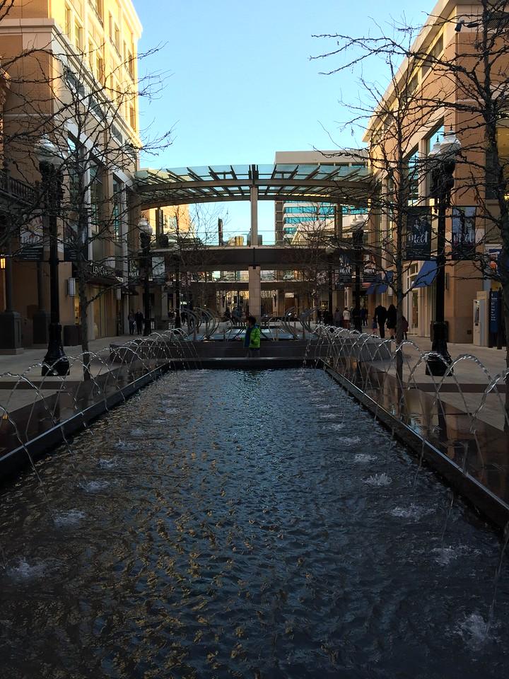 City Creek Mall