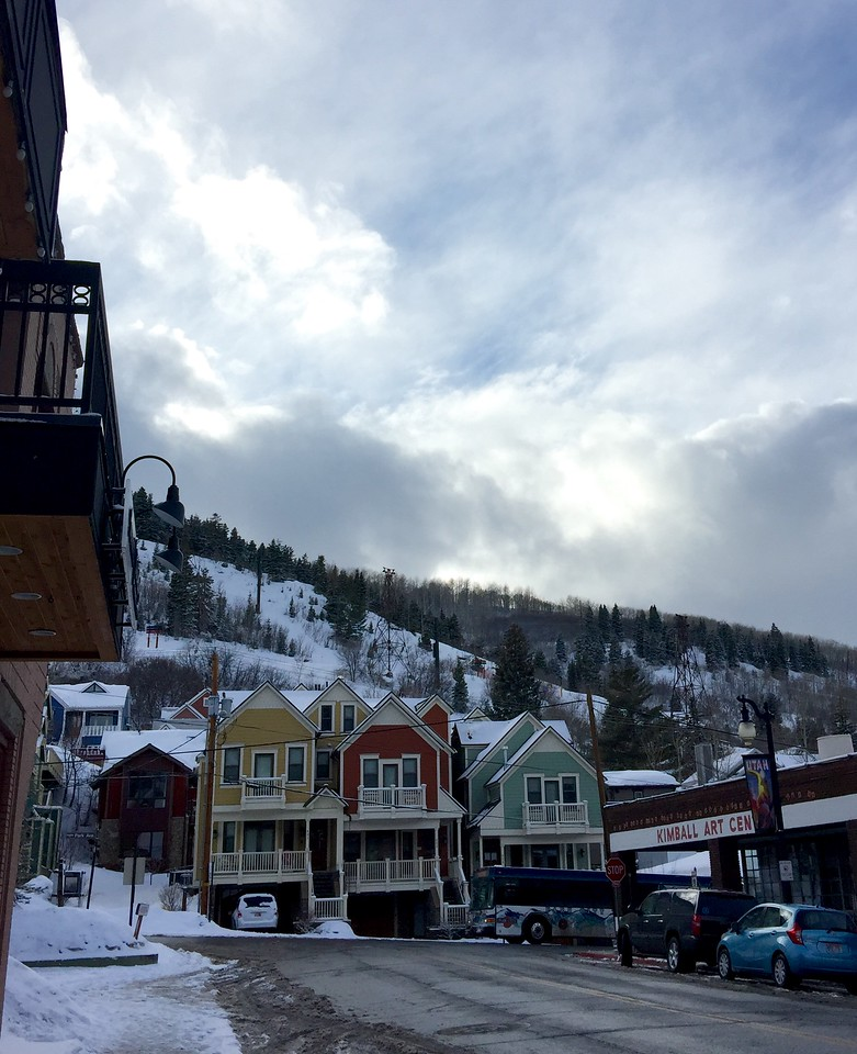 The Painted Ladies of Park City