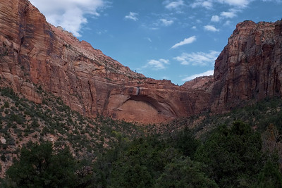 The Great Arch in Zion
