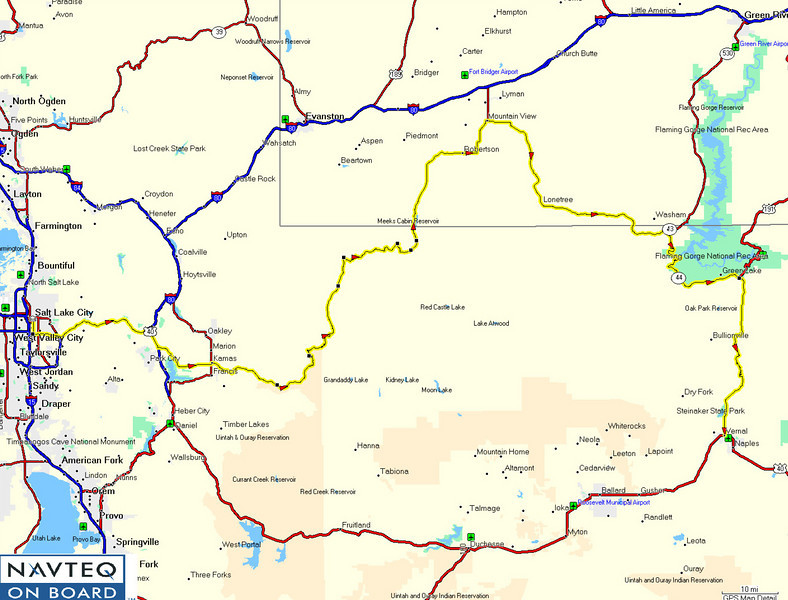 Route of September 20th