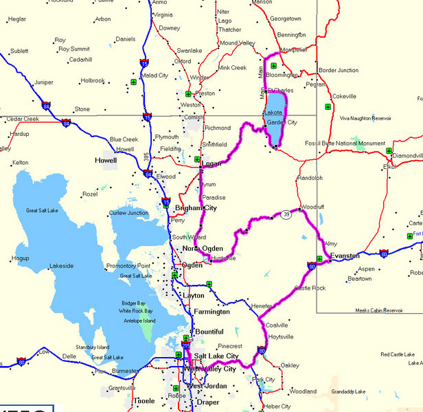Route of September 22nd