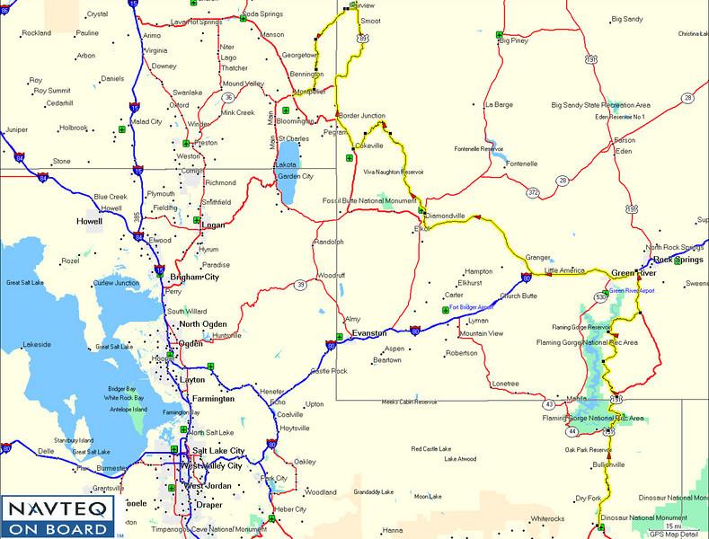 Route of September 21st