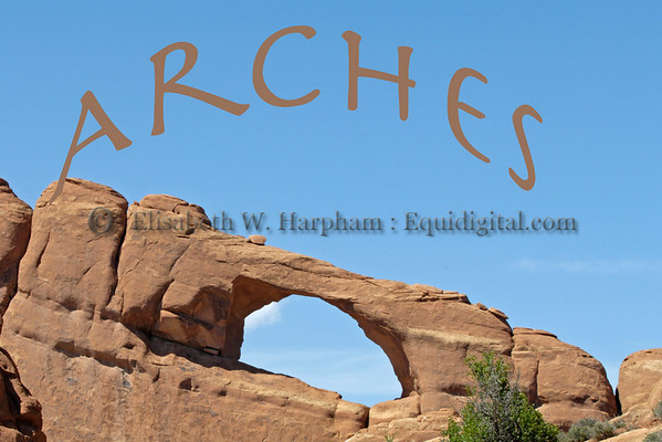 001 - Arches National Park, Moab, Utah