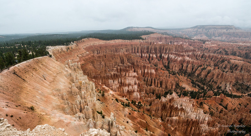 The Rim of Bryce