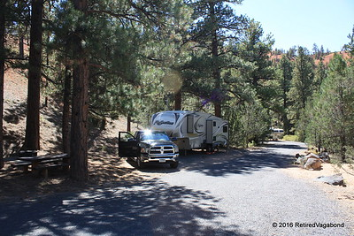 Our Camp Red Canyon Campground