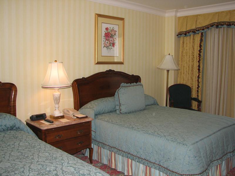 Bedroom with Two Queen Beds