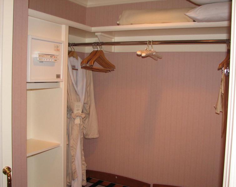 Main Closet Area - Coat Closet in Entry Also