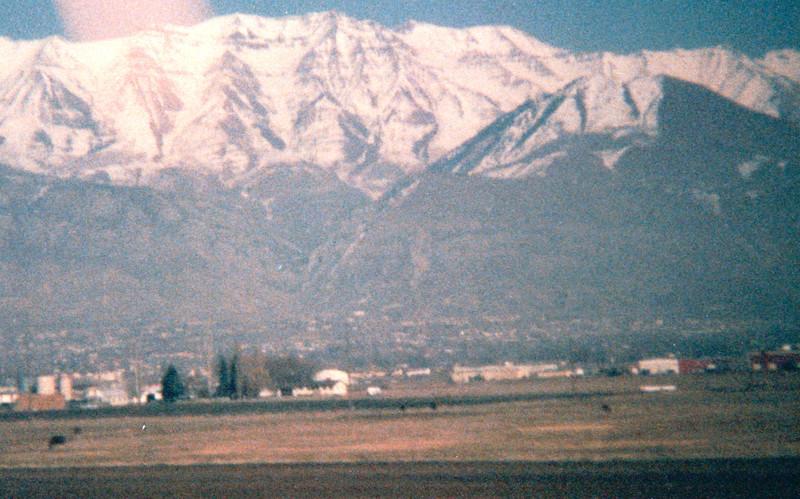 Utah - Leaders Conference - Feb. 1992<br /> Should be Salt Lake City.