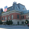 Front of Union Pacific Train Station