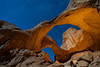 Double Arch<br>Arches National Park