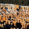 Bryce Canyon National Park Hoodoos toped with Snow