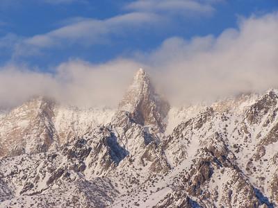 Wasatch Mountains, Salt Lake City, 2.5.08 04