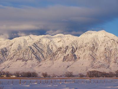 Wasatch Mountains, Salt Lake City, 2.5.08 10
