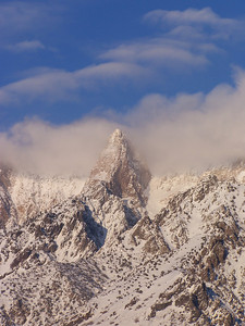 Wasatch Mountains, Salt Lake City, 2.5.08 05