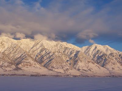 Wasatch Mountains, Salt Lake City, 2.5.08 13