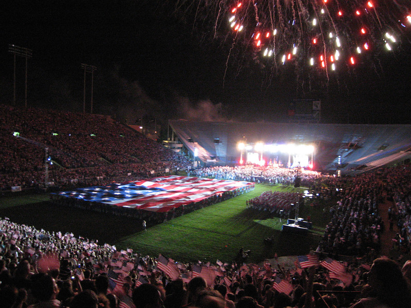 Stadium of Fire, Provo, Utah, July 2006