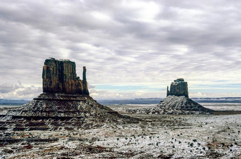 National Monument - November 1988