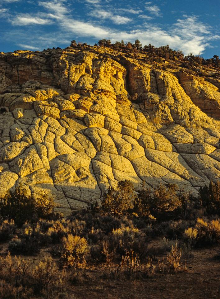 Capital Reef National Park, Utah - November 1988