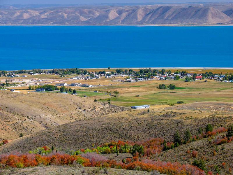 Bear Lake, Utah - September 2004