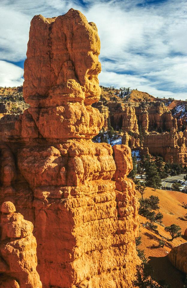 Bryce Canyon, Utah - November 1988