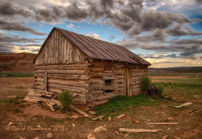 Thorley Cabin