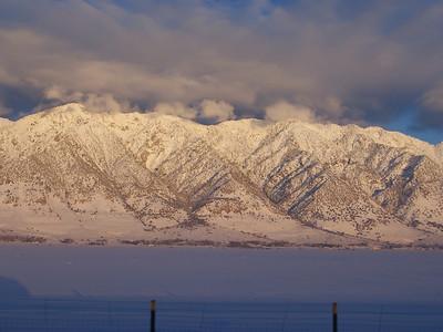 Wasatch Mountains, Salt Lake City, 2.5.08 12
