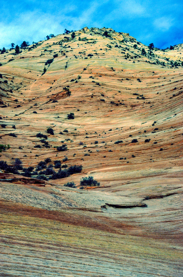 Zion National Park, Utah - November 1988