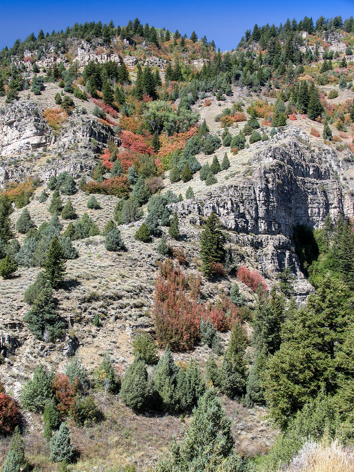Northern Utah - September 2004