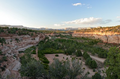 Angel Canyon, Kanab Utah (overlooking Angel's Rest)