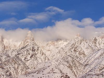 Wasatch Mountains, Salt Lake City, 2.5.08 08