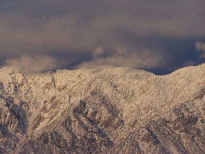 Wasatch Mountains, Salt Lake City, 2.5.08 11