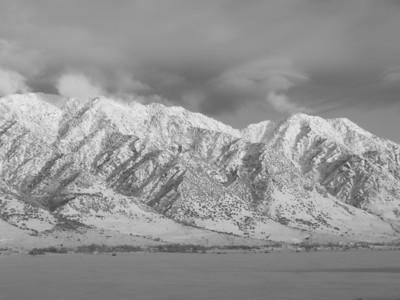 Wasatch Mountains, Salt Lake City, 2.5.08 14