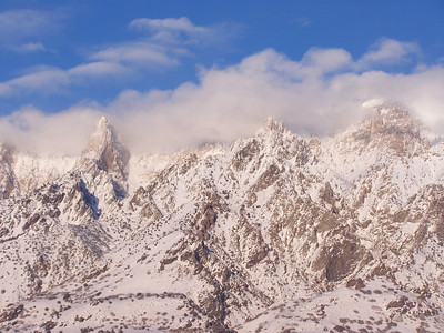 Wasatch Mountains, Salt Lake City, 2.5.08 06
