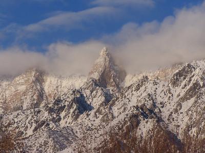 Wasatch Mountains, Salt Lake City, 2.5.08 03