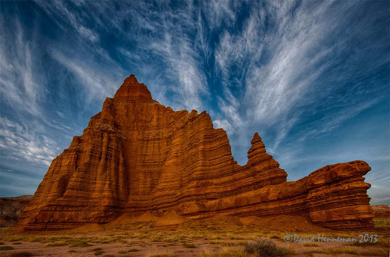 Temple of the Moon, Capitol Reef