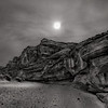 Another world; Terra firma of the ancient and wise ones. Horshoe Canyon, Utah.