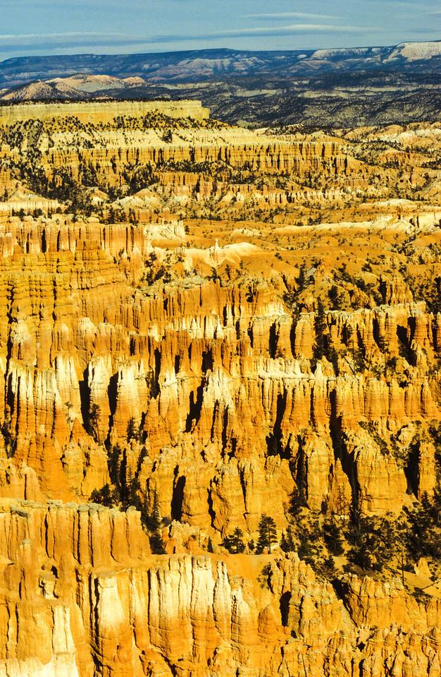 Bryce Canyon National Park, Utah - November 1988