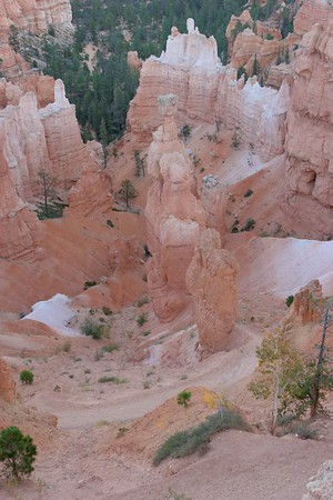 Bryce Canyon, Switchbacks on Navajo Loop
