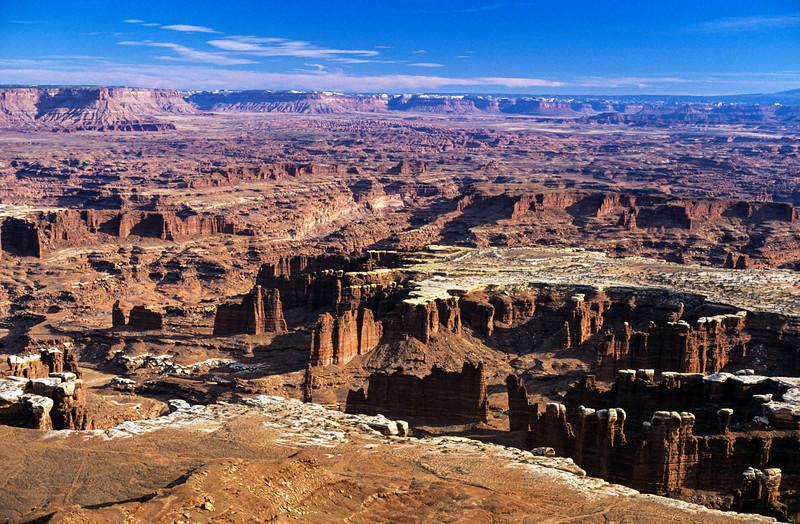 Canyonlands National Park - November 1989