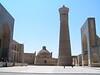 Mezquitas en Boukhara