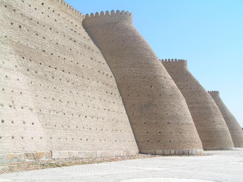 Muralla de Boukhara