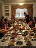 Prmera cena en Khiva. ¿Por donde empezar?
