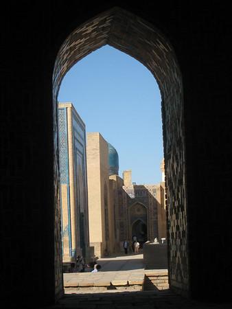 Uzbekistan: Samarkand 2