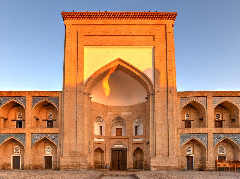 Kutlug-Murad Inaka Madrasa - Khiva, Uzbekistan