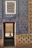 Passing by, Khiva, Uzbekistan