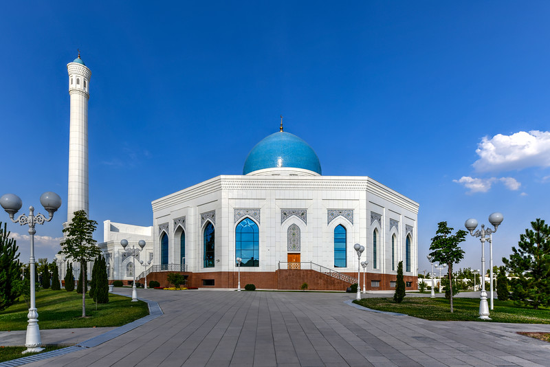 Minor Mosque - Tashkent, Uzbekistan